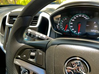 2017 Holden Barina TM MY18 LS Summit White 6 Speed Automatic Hatchback