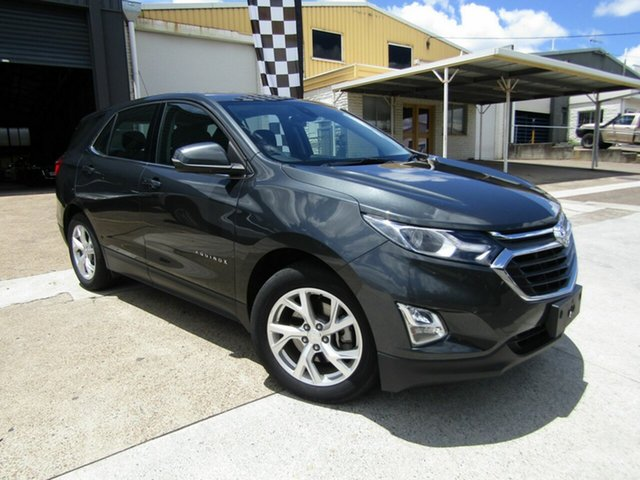 Used Holden Equinox EQ MY18 LT FWD Moorooka, 2018 Holden Equinox EQ MY18 LT FWD Grey 9 Speed Sports Automatic Wagon
