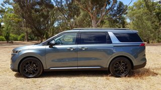 2020 Kia Carnival KA4 MY21 Platinum Astra Blue 8 Speed Automatic Wagon