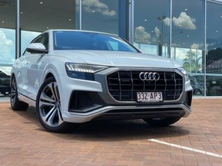 2020 Audi Q8 4M F1 MY20 50 TDI Tiptronic Quattro 8 Speed Sports Automatic Wagon.