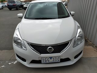 2015 Nissan Pulsar C12 Series 2 ST 1 Speed Constant Variable Hatchback.