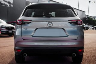 2020 Mazda CX-8 KG4W2A Touring SKYACTIV-Drive i-ACTIV AWD Silver 6 Speed Sports Automatic Wagon.