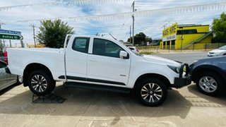 2018 Holden Colorado RG LS White Sports Automatic Utility.