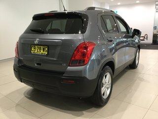 2014 Holden Trax TJ MY14 LS Grey 6 Speed Automatic Wagon.