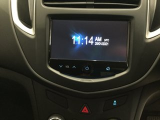 2014 Holden Trax TJ MY14 LS Grey 6 Speed Automatic Wagon