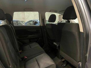 2014 Mitsubishi Outlander ZJ MY14.5 ES 2WD Grey 5 Speed Manual Wagon