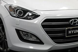 2016 Hyundai i30 GD5 Series II MY17 SR Premium Polar White 6 Speed Sports Automatic Hatchback.