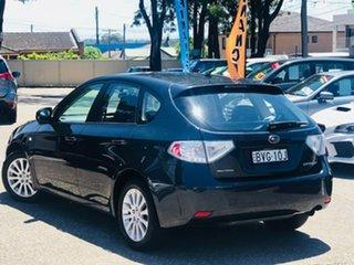 2011 Subaru Impreza G3 MY11 R AWD Grey 4 Speed Sports Automatic Hatchback.