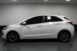 2016 Hyundai i30 GD5 Series II MY17 SR Premium Polar White 6 Speed Sports Automatic Hatchback