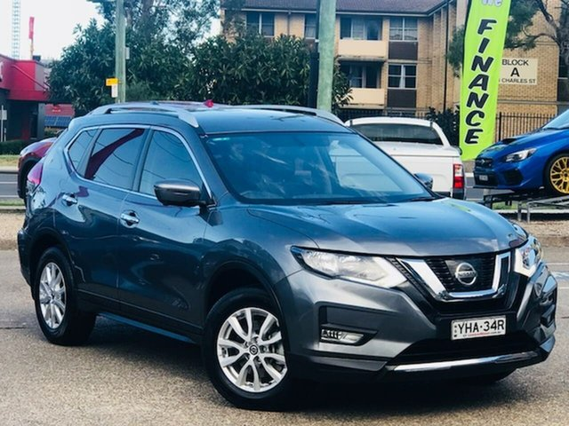 Used Nissan X-Trail T32 Series II ST-L X-tronic 2WD Liverpool, 2018 Nissan X-Trail T32 Series II ST-L X-tronic 2WD Grey 7 Speed Constant Variable Wagon
