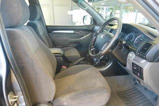 2003 Toyota Landcruiser Prado KZJ120R GXL Grey 5 Speed Manual Wagon