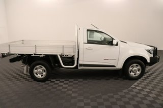 2016 Holden Colorado RG MY16 LS White 6 speed Automatic Cab Chassis