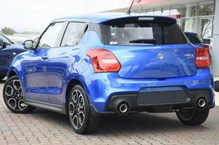 2020 Suzuki Swift AZ Series II Sport Speedy Blue 6 Speed Manual Hatchback.