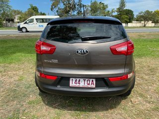 2014 Kia Sportage SL Series II MY13 SI Brown 5 Speed Manual Wagon