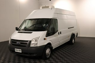 2009 Ford Transit VM High Roof White 6 speed Manual Van.