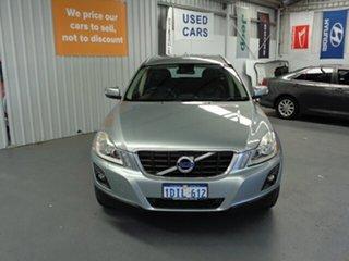 2010 Volvo XC60 DZ MY11 Geartronic AWD Grey 6 Speed Sports Automatic Wagon.