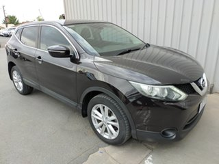 2015 Nissan Qashqai J11 TS 1 Speed Constant Variable Wagon