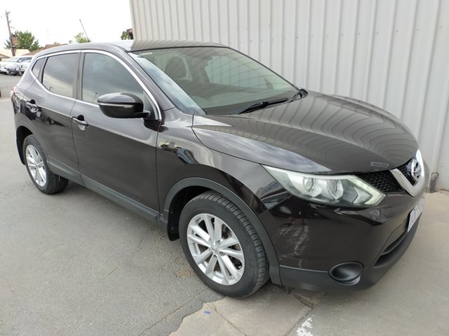 Used Nissan Qashqai J11 TS Horsham, 2015 Nissan Qashqai J11 TS 1 Speed Constant Variable Wagon
