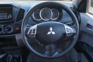 2015 Mitsubishi Triton MN MY15 GLX Double Cab Red 5 Speed Manual Utility