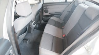 2007 Holden Commodore VE Omega Silver 4 Speed Automatic Sedan