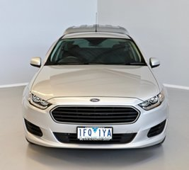 2015 Ford Falcon FG X Ute Super Cab Silver 6 Speed Sports Automatic Utility.