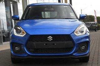 2020 Suzuki Swift AZ Series II Sport Speedy Blue 6 Speed Manual Hatchback