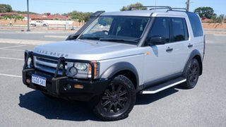 2007 Land Rover Discovery 3 HSE Silver 6 Speed Sports Automatic Wagon.