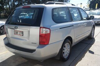 2009 Kia Grand Carnival VQ Platinum Silver 5 Speed Sports Automatic Wagon