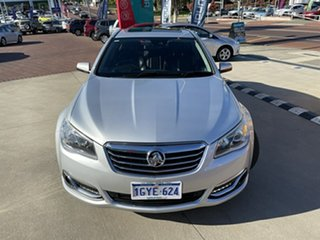 2014 Holden Calais VF MY14 Silver 6 Speed Sports Automatic Sedan.