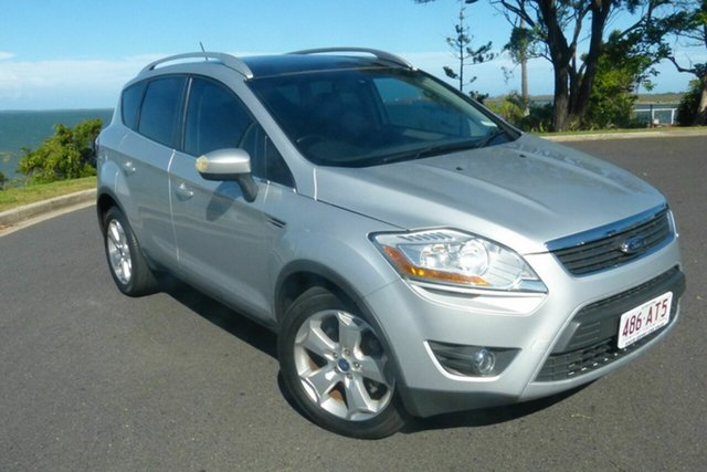 Used Ford Kuga TE Trend AWD Gladstone, 2012 Ford Kuga TE Trend AWD Grey 5 Speed Sports Automatic Wagon