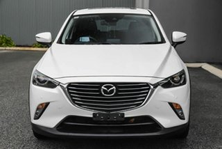 2018 Mazda CX-3 DK4W7A Akari SKYACTIV-Drive i-ACTIV AWD White 6 Speed Sports Automatic Wagon