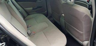 2012 Honda Civic Series 2 VTi Black 5 Speed Automatic Sedan
