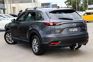 2017 Mazda CX-9 TC Touring SKYACTIV-Drive i-ACTIV AWD Grey 6 Speed Sports Automatic Wagon.