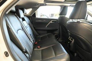 2017 Lexus RX GYL25R RX450h Luxury Sonic Quartz 6 Speed Constant Variable Wagon Hybrid