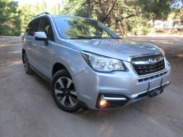 Used Subaru Forester S4 MY18 2.0D-L CVT AWD Reynella, 2017 Subaru Forester S4 MY18 2.0D-L CVT AWD Silver 7 Speed Constant Variable Wagon