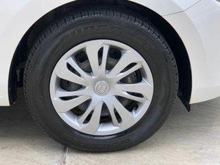 2014 Mazda 2 DJ2HA6 Neo SKYACTIV-MT White 6 Speed Manual Hatchback