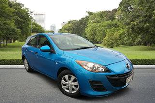 2010 Mazda 3 BL10F1 Neo Blue 6 Speed Manual Hatchback.