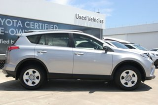 2016 Toyota RAV4 ZSA42R GX 2WD Silver Sky 7 Speed Constant Variable Wagon