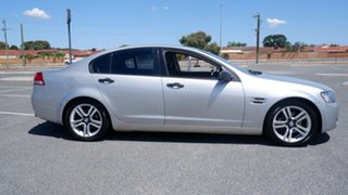 2007 Holden Commodore VE Omega Silver 4 Speed Automatic Sedan.