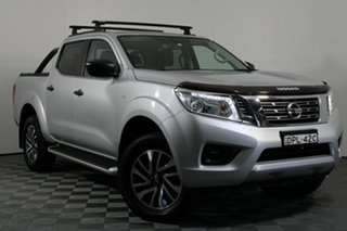 2017 Nissan Navara D23 S2 SL Silver 7 Speed Sports Automatic Utility.