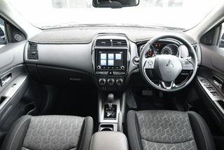 2019 Mitsubishi ASX XD MY20 LS 2WD Black 1 Speed Constant Variable Wagon.