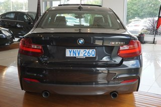 2014 BMW 2 Series F22 M235I Black 8 Speed Sports Automatic Coupe