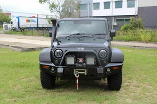 2010 Jeep Wrangler JK MY2010 Unlimited Sport Black 4 Speed Automatic Softtop.