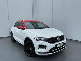 2020 Volkswagen T-ROC A1 MY20 140TSI DSG 4MOTION X 0qd8 7 Speed Sports Automatic Dual Clutch Wagon.