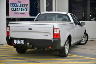 2014 Ford Falcon FG MkII EcoLPi Ute Super Cab Silver 6 Speed Sports Automatic Utility