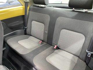2006 Volkswagen Beetle 9C MY2006 TDI Coupe Yellow 5 Speed Manual Liftback