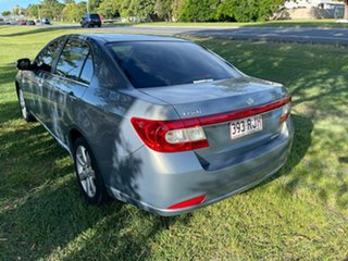 2010 Holden Epica EP MY10 CDX Silver 6 Speed Sports Automatic Sedan