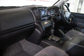 2011 Toyota Landcruiser VDJ200R MY10 GXL Glacier White 6 Speed Sports Automatic Wagon