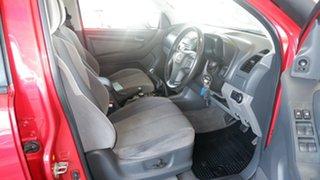 2012 Holden Colorado RG MY13 LTZ Crew Cab Burgundy 5 Speed Manual Utility