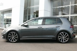 2020 Volkswagen Golf 7.5 MY20 R DSG 4MOTION Grey 7 Speed Sports Automatic Dual Clutch Hatchback